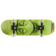 Фингерборд Turbo-Fb Face 2 Green/Black/Clear