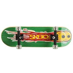 Фингерборд Turbo-Fb Sk8os 2 Green/Red/Yellow/Black/Clear