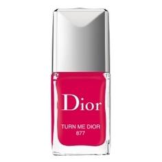 DIOR Лак для ногтей DIOR Vernis Couture № 924 Дикий 10 мл