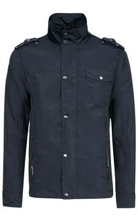 Синяя мужская куртка Urban Fashion for men
