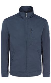 Синяя мужская куртка Jorg Weber