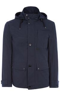 Мужская куртка с капюшоном Urban Fashion for men