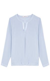 Голубая блузка с декором Betty Barclay