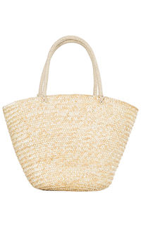Соломенная сумка Maxval