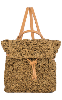 Соломенный рюкзак Maxval