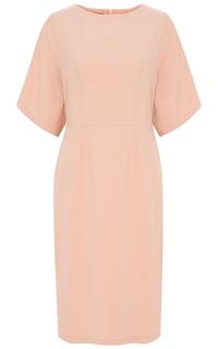 Розовое платье La Reine Blanche