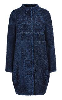 Шуба из меха овчины Virtuale Fur Collection