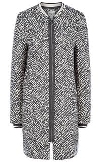 Женское пальто на молнии Sandwich