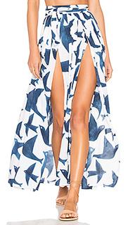 Slit front skirt - Mara Hoffman