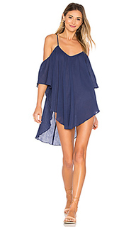 Off shoulder tank dress - Mara Hoffman