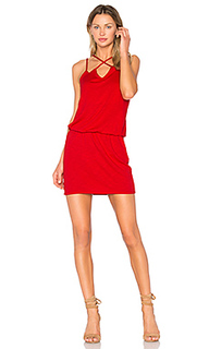 Платье накрест спереди - Lanston
