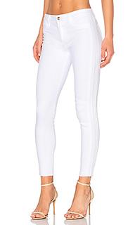 Укороченные облегающие джинсы средней посадки the icon - Joes Jeans