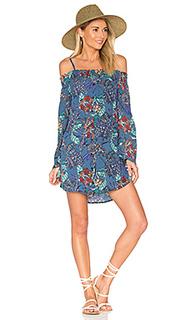 Мини платье gypsy - Aila Blue