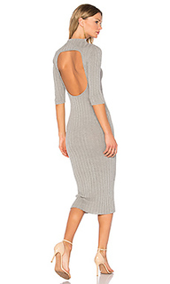 Платье свитер nieves - AYNI