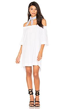 Платье со складками - YORK street