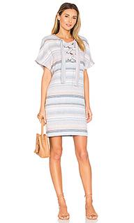 Мини платье со шнуровкой - Mara Hoffman