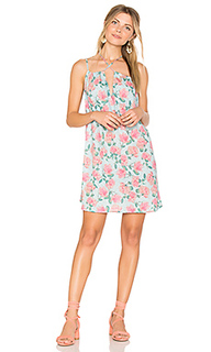 Dusty rose print lily slip dress - Wildfox Couture