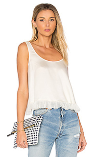 Andrea cropped ruffle top - Elizabeth and James