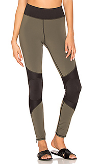 Moto zip legging - MICHI