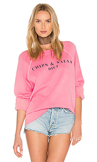 Топ chips & salsa - Wildfox Couture