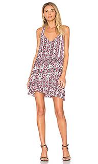 Комбинированное платье eve - Parker