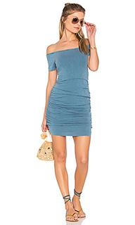 Платье с открытыми плечами - SUNDRY