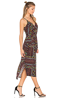 Draped midi dress - BCBGeneration