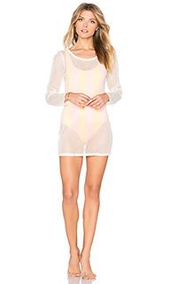 Платье в сеточку the birkin - Solid & Striped