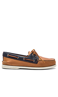 Туфли на плоской подошве со шнуровкой ao 2 eye sahara pack - Sperry Top-Sider