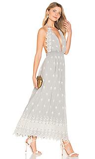 Платье isabel - LoveShackFancy