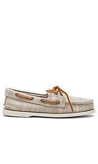 Туфли на плоской подошве со шнуровкой ao 2 eye baja - Sperry Top-Sider