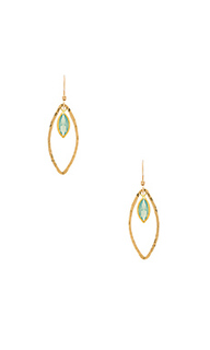 Trista earrings - Mimi & Lu