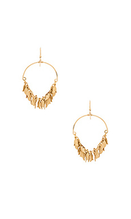 Goddess earrings - Mimi & Lu