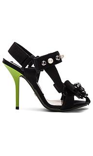 Marble heel - No. 21