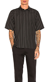 Over dyed stripe shirt - Robert Geller