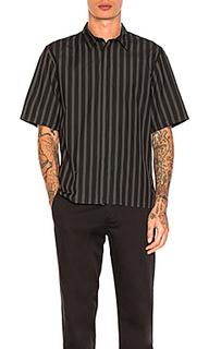 Over dyed stripe shirt - Robert Geller