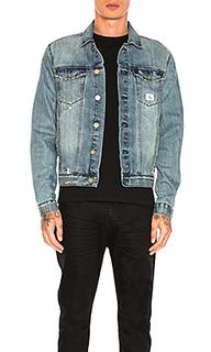 Куртка дальнобойщика reissue logo - Calvin Klein