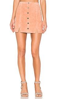 Замшевая мини юбка soho - Obey