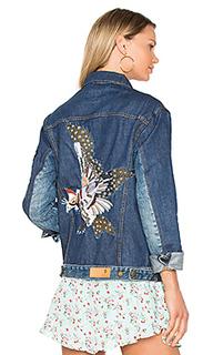 Джинсовая куртка - AS65