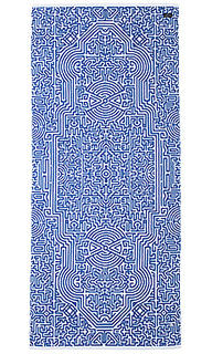 Пляжное полотенце moroccan - JOHN ELLIOTT