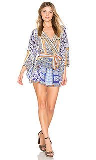Ромпер с рукавами кимоно - Camilla