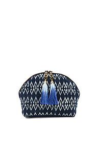 Seminyak tassel cosmetic bag - JADEtribe