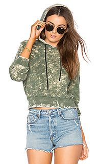 The milan cropped pullover hoodie - COTTON CITIZEN