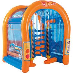 Игровой центр Автомойка с брызгалкой, Hot Wheels, Bestway