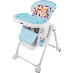 Стульчик для кормления Luxor, Sweet Baby, Multicolor Blu