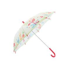 """Зонт-трость, детский, рисунок """"Зайчики"""" Zest"""