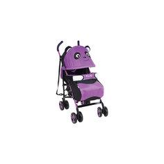 Коляска-трость Panda, Bambola, фиолетовый
