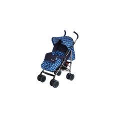 Коляска-трость, Bambola, голубой/синий