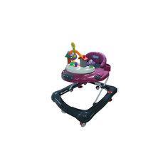 Ходунки Avion Самолетик, Pituso, фиолетовый/серый