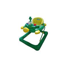Ходунки Tortuga Черепаха, Pituso, зеленый